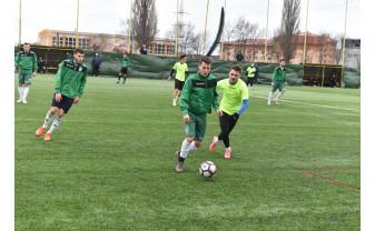 CAO Oradea - CS Ineu 2-3 - Complicat când contezi prea mult pe juniori