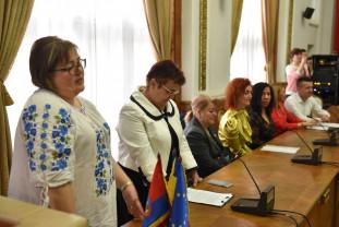 """La Școala Gimnazială """"Dimitrie Cantemir"""" Oradea - Proiect internațional de mediu"""