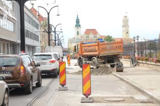 Timp de două zile - Se închide circulația rutieră pe strada Independenței