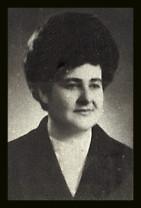 """Doamna Dalea Maria, directorul Şcolilor din Beiuş - Titulară la """"catedra cimitirului din deal"""""""