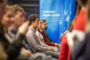 180 de tineri orădeni - Școliți în IT prin Digital Nation