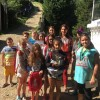 Elevi aleşdeni în Tabăra British Camps de la Bran - Învăţare prin distracţie