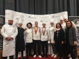 """Elevii de la Colegiul Tehnic """"Mihai Viteazul"""" Oradea - Cei mai buni la Culinariada Juniors' Cup 2019"""