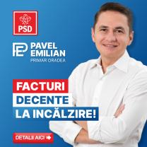Emilian Pavel (PSD): Ne mai mințim cu termoficarea sau tratăm cu adevărat problemele?