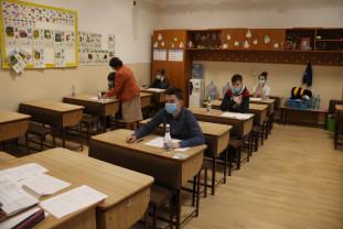 Premieră la Evaluarea Națională - Numele elevilor au fost anonimizate