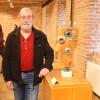 Vernisaj la Muzeul Ţării Crişurilor - Lumea contemporană a lui Ovi Pascu