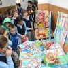 """Expoziție pe teme pascale la Școala """"Octavian Goga"""" - """"Sfintele Paști la Români"""""""