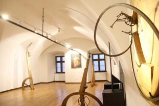 Expoziție de sculptură monumentală și obiect - Dumitru Radu: Lux aeterna