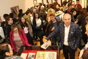 Arta de a dărui: Picasso, Matisse, Dali, Klimt - Expoziția anului la Oradea
