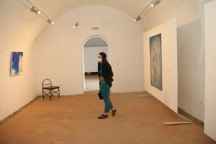 Expoziție de artă plastică în Cetatea Oradea - Cartografii Heterotropice