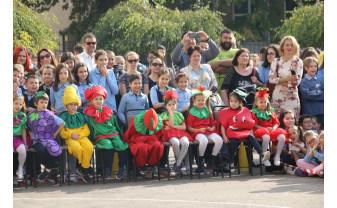"""Şcoala Gimnazială """"Nicolae Bălcescu"""" din Oradea - Festivalul Toamnei, la a XX-a ediţie"""