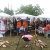 Au poftit, cu mic, cu mare, la 16.000 de sarmale - Salonta, Festivalul Sarmalelor