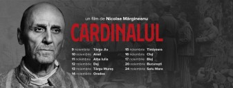 """Joi, 14 noiembrie, la cinema Palace din Oradea - Premiera filmului """"Cardinalul"""""""