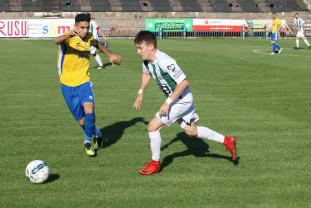 Békéscsaba Elöre II - Club Atletic Oradea 0-1 - A învins, dar n-a convins