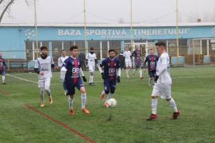 """Viitorul Pandurii a câștigat """"triunghiularul"""" cu CAO și Luceafărul - Diferență de trei goluri în toate meciurile"""