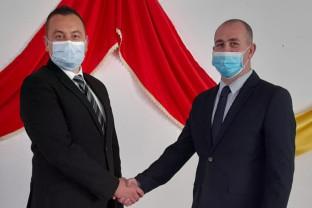 Liberalul Dragoș Balog - Noul viceprimar al Beiușului
