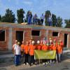 Iată ce pot face 200 de orădeni voluntari - Patru locuinţe în 9 zile