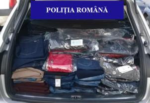 Haine contrafăcute de 40.000 de lei - Confiscate de polițiștii bihoreni
