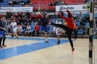 CSM Oradea – CSU Târgu Jiu - Primul joc oficial pentru handbalişti