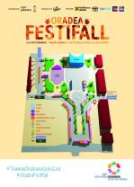 Patru zile de FestiFall, în Piaţa Unirii şi pietonala Alecsandri - Începe Toamna Orădeană