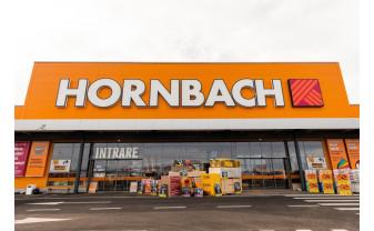 HORNBACH continuă extinderea în România și inaugurează noul magazin din Oradea în urma unei investiții de 28,5 milioane de euro