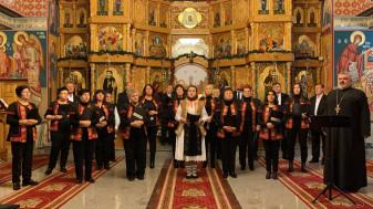 """Aleșd, Biserica """"Nașterea Sfântului Ioan"""" - Seară de colinde"""