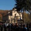 Încălțămintea Sfântului Gherasim, la Sfânta Mănăstire Izbuc - Zi cu mare însemnătate pentru călugări și credincioși