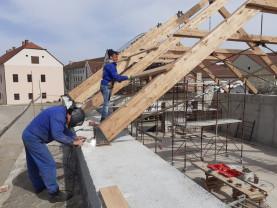 Etapa a III-a a restaurării Cetății Oradea - Lucrări de reabilitare și refuncționalizare a zidurilor