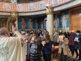 Duminica Ortodoxiei - Cinstirea sfintelor icoane