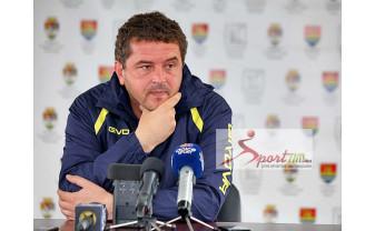 CSC Sânmartin a schimbat antrenorul - Cosmin Bodea l-a înlocuit pe Călin Cheregi