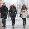 La prima ninsoare din acest an - Utilajele RER au ieșit la deszăpezit