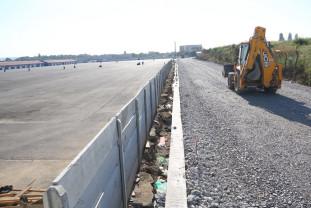 Lucrările sunt realizate în proporţie de 40% - Drum nou între Calea Aradului şi strada Ogorului
