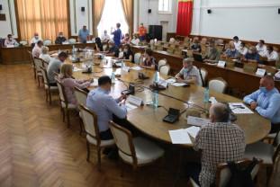 Circ de campanie la Consiliul Local Oradea