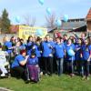 Ziua Mondială de Conștientizare a Autismului, marcată la Oradea - Zeci de baloane albastre lansate spre cer