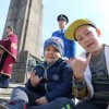 Discursuri, avansări în grad şi exerciţii demonstrative la Oradea - Ziua Jandarmeriei Române