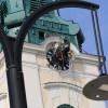 Biserica Sfântul Ladislau - Schimbarea la față a… cadranelor