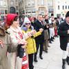 Ziua Unirii Principatelor Române - Ceremonial militar şi lansare de revistă la Oradea
