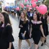 """Aproape 300 de absolvenţi la Colegiul """"Mihai Eminescu"""" - Emoţii şi regrete la cursul festiv"""