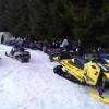 Stâna de Vale a găzduit Cupa EMF EXTREM la snowcros