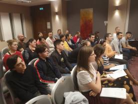 Miercuri, 25 septembrie, în Cetate - Concurs de discursuri la Oradea Toastmasters