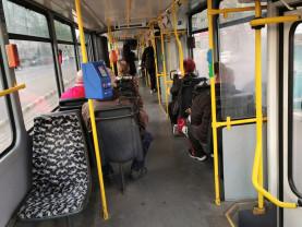 Cum circulă autobuzele și tramvaiele? - Oradea în scenariul roșu