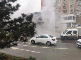 Apa caldă şi încălzirea, întrerupte pentru 10 puncte termice - Avarie la intersecţia bulevardelor Dacia şi Decebal