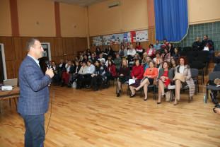 """Colegiul Național """"Onisifor Ghibu"""" din Oradea - Un proiect de anvergură"""