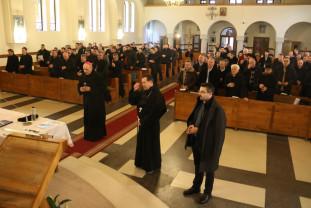Lansare de carte la biserica greco-catolică din Cartierul Rogerius - Istoria trăită de părintele Ţurcaş
