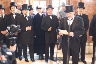 Celebrând la Alba Iulia Centenarul României Mari 1918-2018 - Reconstituiri istorice