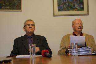 Agenda securistico-politică - Tőkés în proces cu anteniştii