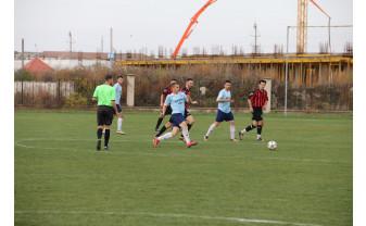Liga a IV-a - Universitatea Oradea, victorioasă în devans