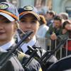 Cei mai tineri poliţişti de frontieră au depus jurământul