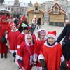 Cu câteva zile înainte de Crăciun - Moșuleții au invadat Oradea