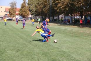 Viitorul Borș - Club Atletic Oradea 0-5 - Derby neonorat